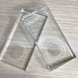 Suporte de cristal