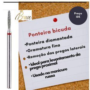 Ponteira Bicuda
